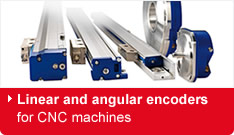 Encoders Lineales y Angulares