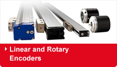 Encoders Lineales y Rotativos
